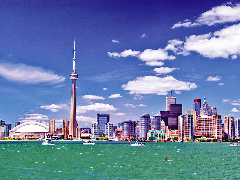 カナダ最大の都市、トロントを楽しもう Sprachcaffe Toronto