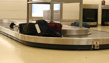 空港のピッキング