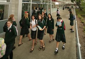 通学の様子